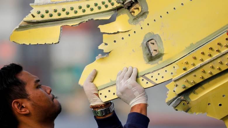 Ινδονησία: Βλάβη στον δείκτη ταχύτητας του ανέμου είχε το αεροσκάφος της Lion Air