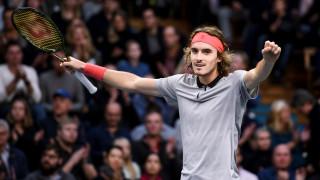 Τένις: Ανέβηκε σκαλοπάτι στην παγκόσμια κατάταξη ο Τσιτσιπάς - Στην ίδια θέση η Σάκκαρη