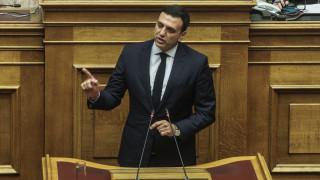 Ερώτηση Κικίλια στη Βουλή για την κατάσταση των Ελληνικών Αμυντικών Συστημάτων