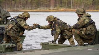 Εικόνες από την μεγαλύτερη στρατιωτική άσκηση του ΝΑΤΟ μετά τον Ψυχρό Πόλεμο