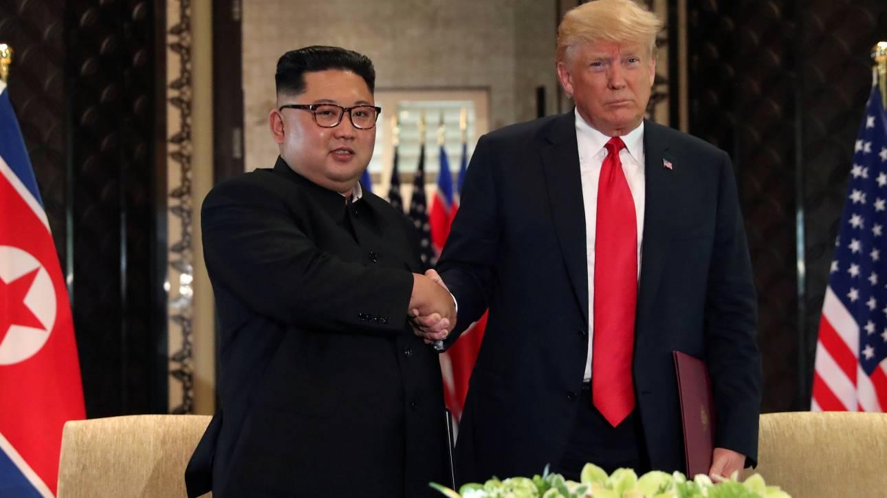 Πυρηνική απειλή από τη Βόρεια Κορέα λίγο πριν τις διαπραγματεύσεις με τις ΗΠΑ