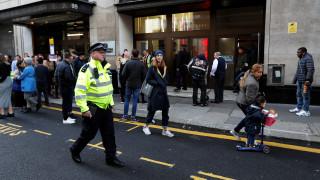 Συναγερμός στο Λονδίνο: Ύποπτο δέμα κοντά στο Κοινοβούλιο