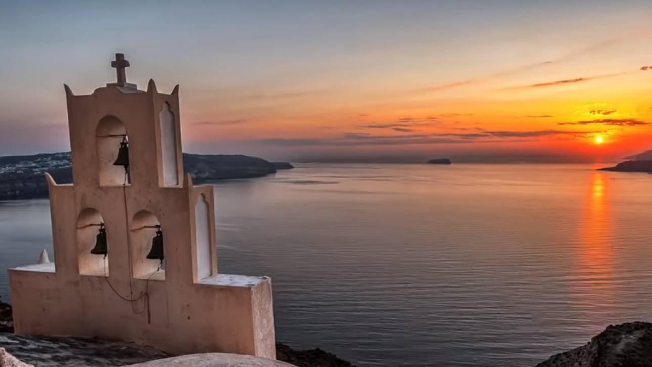 Greece - A 365 Day Destination: «Οscar» καλύτερης ταινίας προβολής χώρας διεκδικεί ο ΕΟΤ