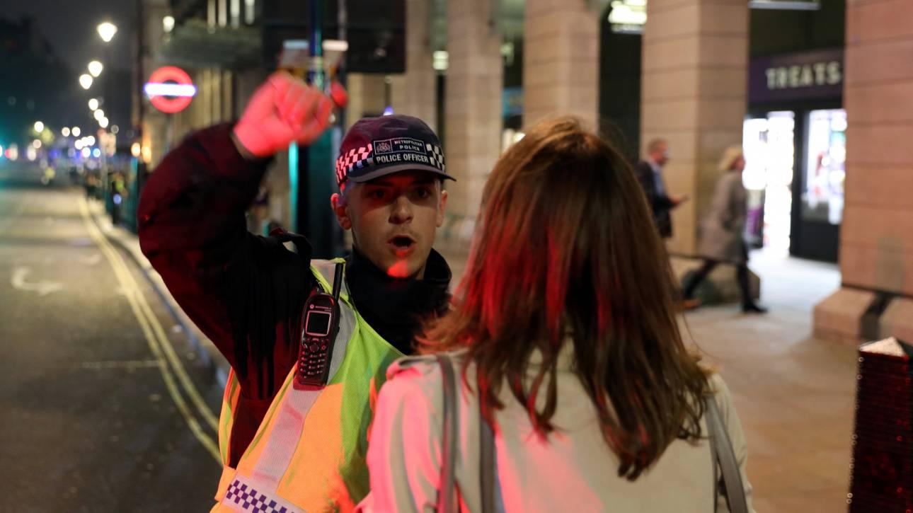 Λονδίνο: Έληξε ο συναγερμός για ύποπτο αντικείμενο