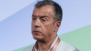 Θεοδωράκης: Το Ποτάμι δεν δίνει και δεν θα δώσει ψήφο εμπιστοσύνης στην κυβέρνηση