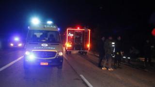 Καραμπόλα τριών αυτοκινήτων με δύο τραυματίες στο Χαϊδάρι
