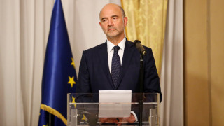 Μοσκοβισί: Πιθανή επιβολή κυρώσεων στην Ιταλία για τον προϋπολογισμό