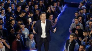 Μπακογιάννης στο CNN Greece: Το στοίχημα για την Αθήνα &οι άξονες του πολιτισμού της καθημερινότητας