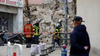 Μασσαλία: Τέσσερις νεκροί από την κατάρρευση των δύο κτηρίων