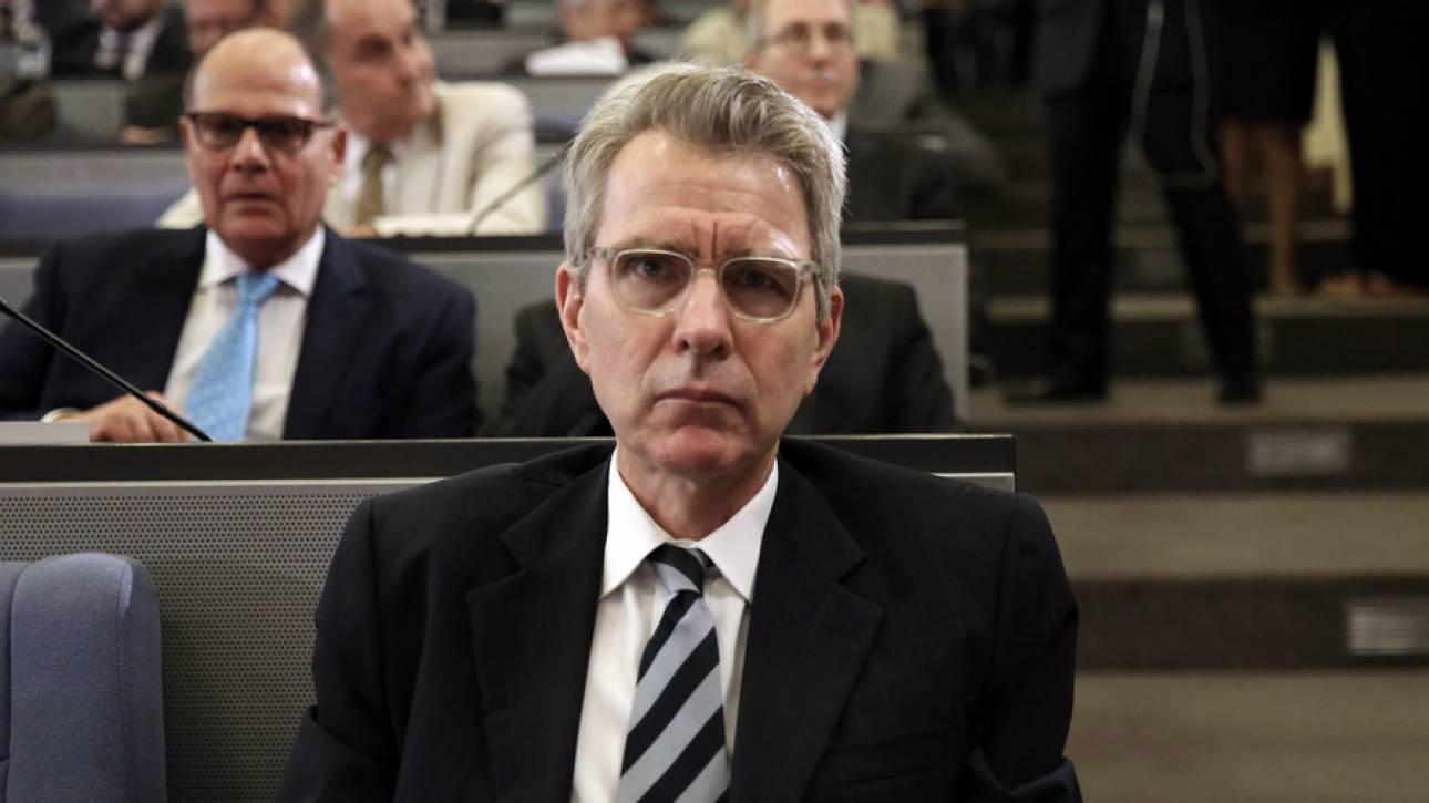 Τζέφρι Πάιατ: Σε σοβαρό ενεργειακό παίκτη αναδύεται η Ελλάδα
