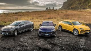 Πόσο γρήγορα πιάνει η Lamborghini Urus τα 100 χλμ./ ώρα από στάση;
