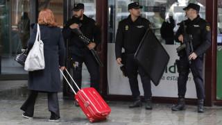 Ισπανία: Εκκένωση σιδηροδρομικών σταθμών λόγω «χειροβομβίδας» που αποδείχθηκε… αγκράφα
