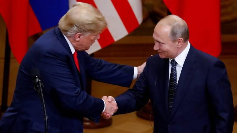 Σύντομη συνάντηση Τραμπ-Πούτιν πριν από τη σύνοδο κορυφής της G20
