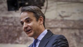Μητσοτάκης στο ΕΛΚ: Στην Ελλάδα φαίνεται το κακό που κάνουν οι λαϊκιστές