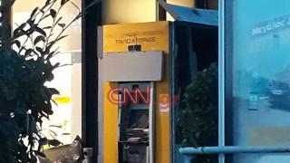 Έκρηξη ΑΤΜ σε σούπερ μάρκετ στα Μελίσσια
