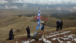 Αποστολή CNN Greece: Μνημείο στο σημείο που έπεσε νεκρός ο Κωνσταντίνος Κατσίφας