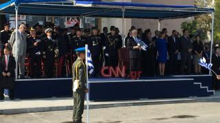 Η Μυτιλήνη γιορτάζει την απελευθέρωσή της παρουσία του Προκόπη Παυλόπουλου