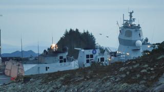 Ατύχημα στη Βόρεια Θάλασσα: Σύγκρουση τάνκερ ελληνικών συμφερόντων με φρεγάτα