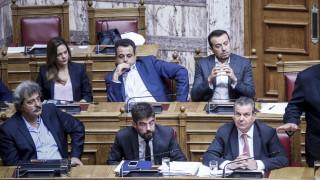 Αναδρομικά: Οι τοποθετήσεις των υπουργών στη συζήτηση της Βουλής
