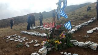 Αποστολή CNN Greece: Πλήθος κόσμου στο «τελευταίο αντίο» στον Κωνσταντίνο Κατσίφα