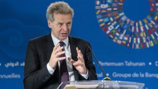 Τόμσεν: Αναγκαία η μεταρρύθμιση των συντάξεων