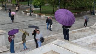 Κακοκαιρία στην Αττική - Σε ποιες περιοχές θα εκδηλωθούν καταιγίδες τις επόμενες ώρες