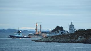 Ατύχημα στη Βόρεια Θάλασσα: Ανακοίνωση της διαχειρίστριας εταιρείας του τάνκερ ελληνικών συμφερόντων