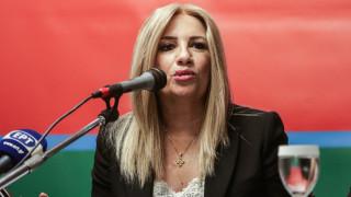 Γεννηματά: Προεκλογική κίνηση το κοινό ανακοινωθέν Τσίπρα-Ιερώνυμου