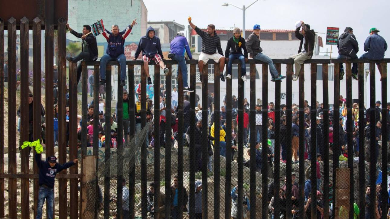 ΗΠΑ: Νέο μέτρο περιορίζει το δικαίωμα υποβολής αίτησης ασύλου