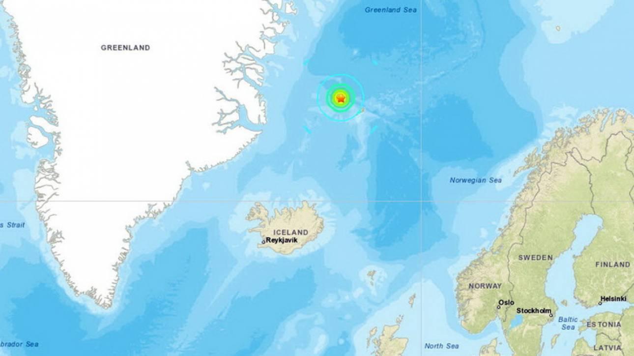 Γροιλανδία: Ισχυρός σεισμός 6,8 Ρίχτερ κοντά στο νησί Γιαν Μαγιέν
