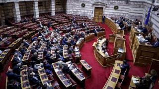 Ενός λεπτού σιγή στη μνήμη του Κ. Κατσίφα τήρησε η Βουλή