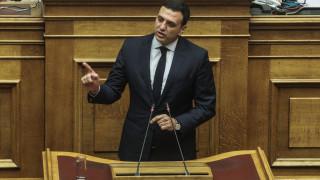 Κικίλιας: Δεν δέχομαι να προσβάλλει ο κ. Ράμα κανέναν συμπατριώτη μας