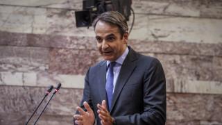 Μητσοτάκης: Ο Τσίπρας εξακολουθεί να κοροϊδεύει και να προσβάλλει τους πολίτες