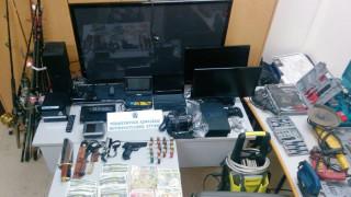 Συνελήφθη κηπουρός στο Πόρτο Ράφτη για 56 κλοπές και διαρρήξεις