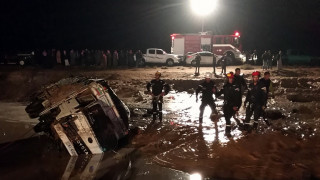 Φονικές πλημμύρες στην Ιορδανία με τουλάχιστον 4 νεκρούς