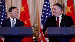 ΗΠΑ και Κίνα διαβεβαιώνουν ότι δεν θέλουν ένα νέο Ψυχρό Πόλεμο