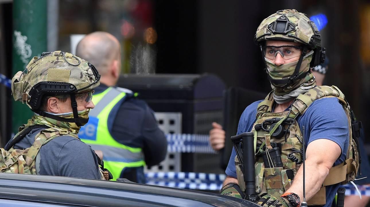 Γνωστός στις Αρχές ο δράστης της τρομοκρατικής επίθεσης με μαχαίρι στη Μελβούρνη