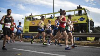 Μαραθώνιος 2018: Κυκλοφοριακές ρυθμίσεις την Κυριακή στην Αθήνα