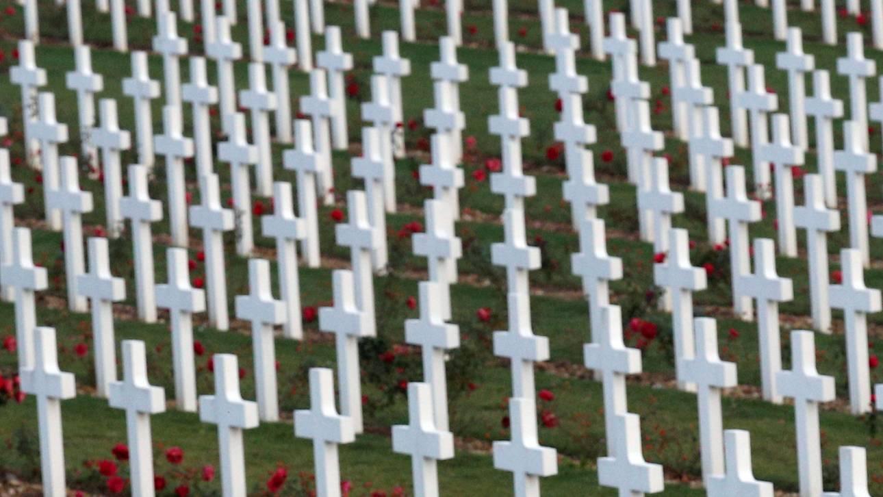 Εκατό χρόνια από το τέλος του Α' Παγκοσμίου Πολέμου - Ο απολογισμός σε αριθμούς