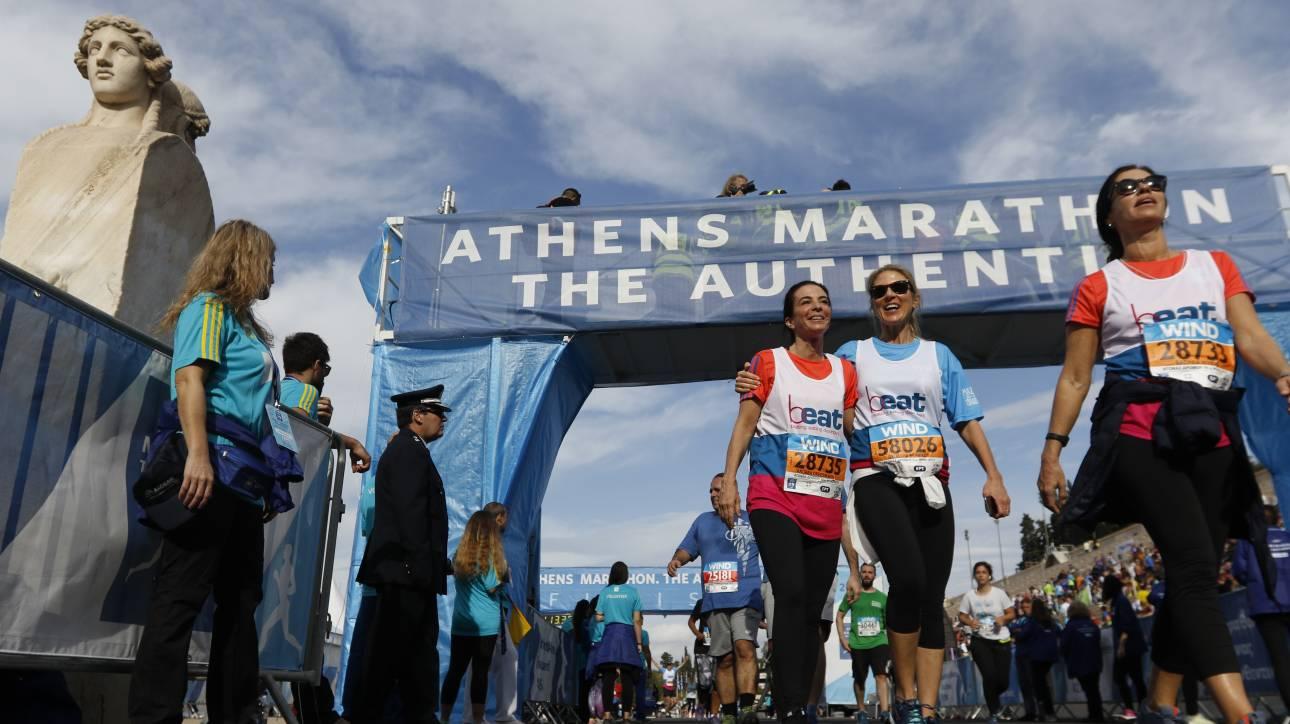 Μαραθώνιος 2018: Η εκκίνηση και η Αυθεντική διαδρομή του Μαραθωνίου