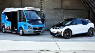 To σύστημα πρόωσης της BMW i3 κινεί και τούρκικο αστικό λεωφορείο