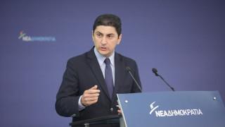 Αυγενάκης: Η ΝΔ δεν κρίνει αναγκαία την αλλαγή του άρθρου 3 του Συντάγματος