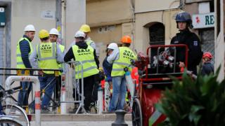 Κατάρρευση μπαλκονιού πολυκατοικίας στη Μασσαλία με τραυματίες