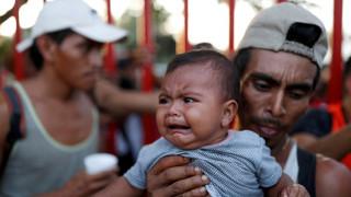 Μεξικό: Το καραβάνι των μεταναστών συνεχίζει την πορεία του προς τις ΗΠΑ