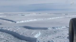 Παγόβουνο τριπλάσιο του Μανχάταν εντοπίστηκε στην Ανταρκτική
