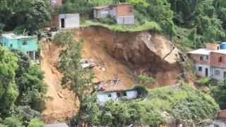 Βραζιλία: Φονική κατολίσθηση κοντά στο Ρίο ντε Τζανέιρο