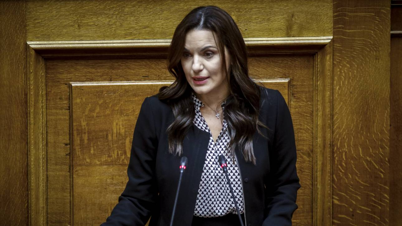 Κεφαλογιάννη: «Οι προτάσεις του ΣΥΡΙΖΑ για το Σύνταγμα είναι συντηρητικές και οπισθοδρομικές»