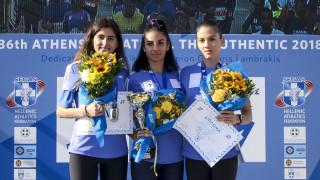 Μαραθώνιος 2018: Κυριακοπούλου και Δημητράκης οι νικητές στη διαδρομή 5 χλμ