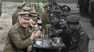 Α' Παγκόσμιος Πόλεμος: Ο Πίτερ Τζάκσον δίνει χρώμα στην ιστορία