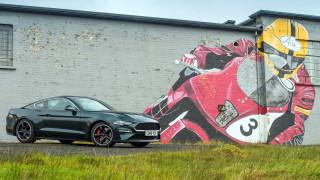 Αυτοκίνητο: Δείτε τη Ford Mustang Bullitt στους δρόμους του διάσημου Isle of Man